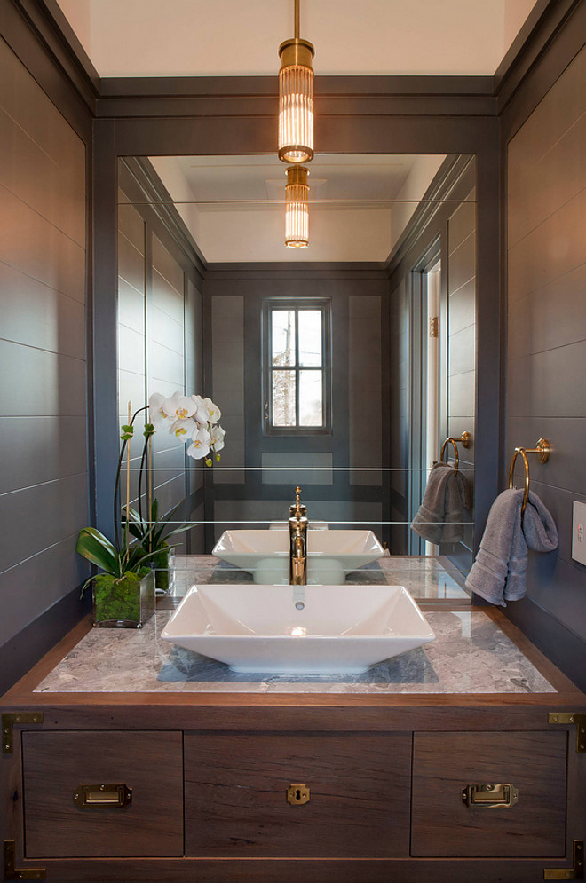 Benjamin Moore Deep Secret. Dark Trim painted in Benjamin Moore Deep Secret. Benjamin Moore Deep Secret #BenjaminMooreDeepSecret #BenjaminMoore #DeepSecret Michael Greenberg & Associates.