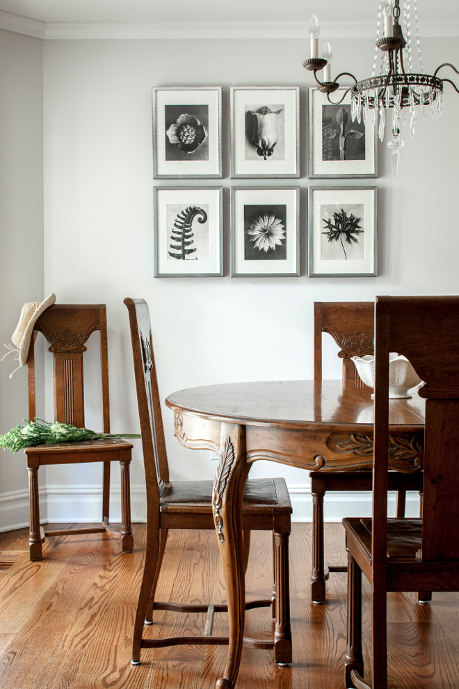 Dining Room Photo Wall Gallery.