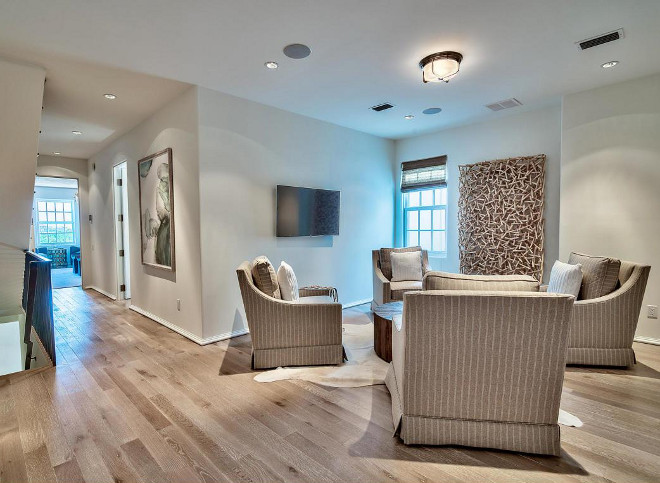 Flooring ideas. Flooring. Flooring is bleached white oak. Bleached white oak flooring. #Flooring #bleachedwhiteoak #whiteoak #flooring Scenic Sotheby's Realty. Interiors by Jan Ware Designs.