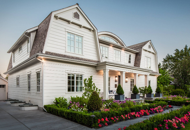 Home exterior Home exterior and curb appeal. Home exterior and curb appeal inspiration. Home exterior and curb appeal #Homeexterior #curbappeal Fox Group Construction