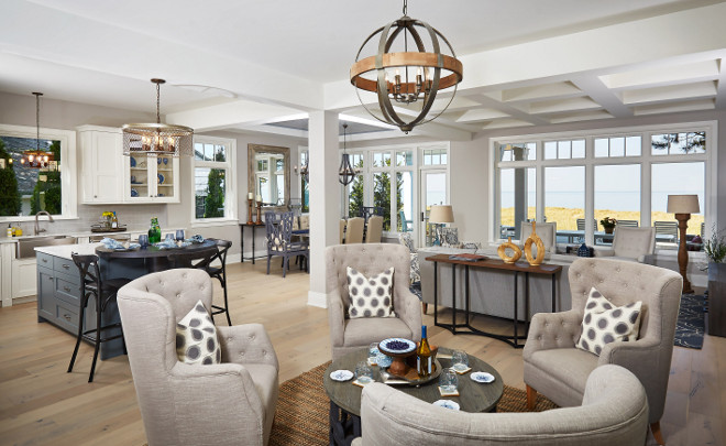 Lake Michigan Dream Vacation Home Home Bunch Interior