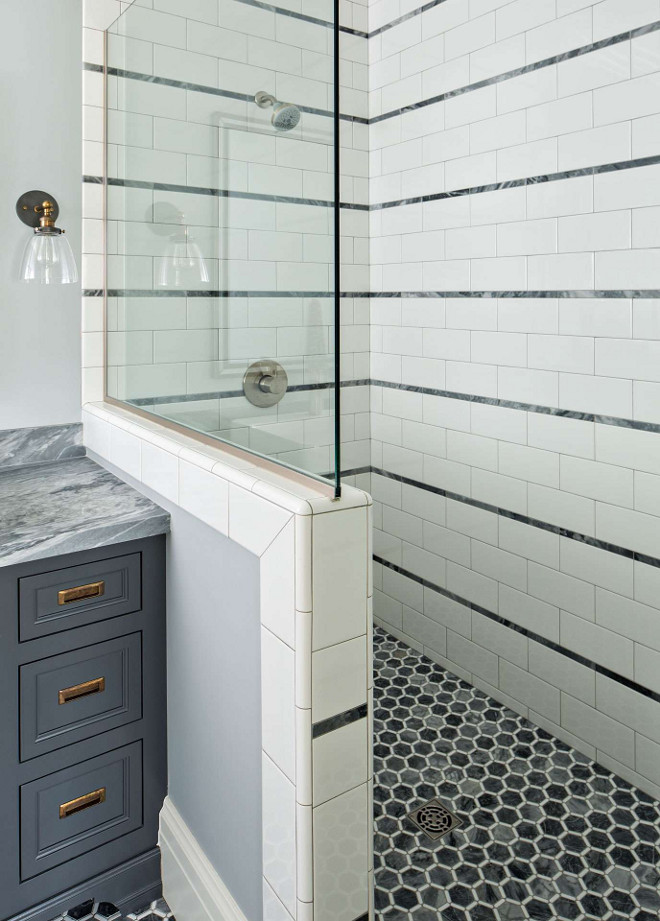 Stripped Shower Tile. Bathroom Stripped Shower Tile. Stripped Shower Tile Ideas. Stripped Shower Tile #StrippedShowerTile Fox Group Construction.