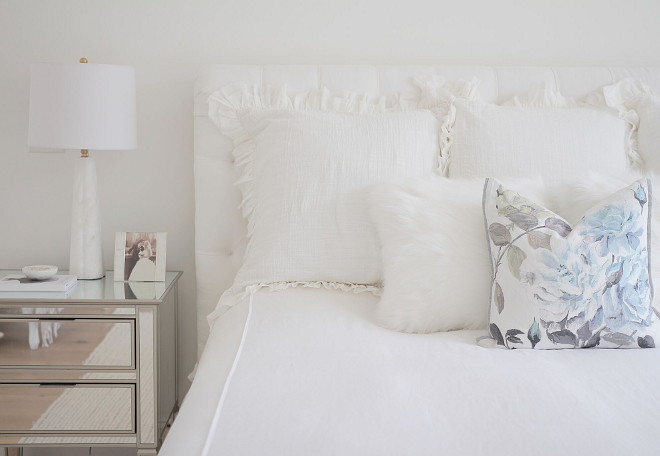 Bedroom Pillows. Bedroom Pillows. Bedroom Pillows are from Anthropologie. jshomedesign