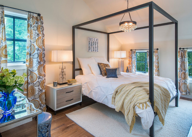 Bedroom paint color, bedroom furniture, bedroom bed, bedroom. Wall Color Ben Moore Jute. Caldwell & Johnson Custom Builders & Remodelers