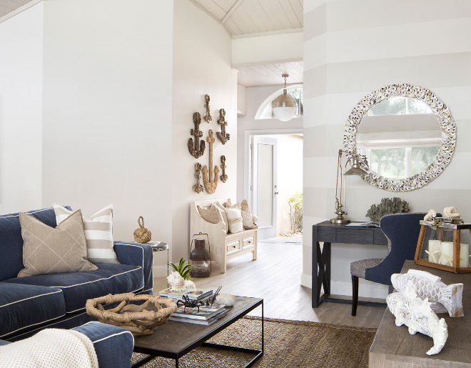Benjamin Moore Balboa Mist. Benjamin Moore Balboa Mist works perfectly in every room. Benjamin Moore Balboa Mist. Benjamin Moore Balboa Mist Neutral Paint color Benjamin Moore Balboa Mist #BenjaminMooreBalboaMist #Neutralpaintcolor #neutrals #paintcolor Lisa Michael Interiors