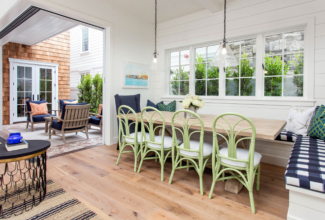 Breakfast nook patio door. Breakfast nook patio door ideas. Breakfast nook patio doors. Breakfast nook sliding patio doo #Breakfastnook #slidingpatiodoor #slidingdoor Blackband Design