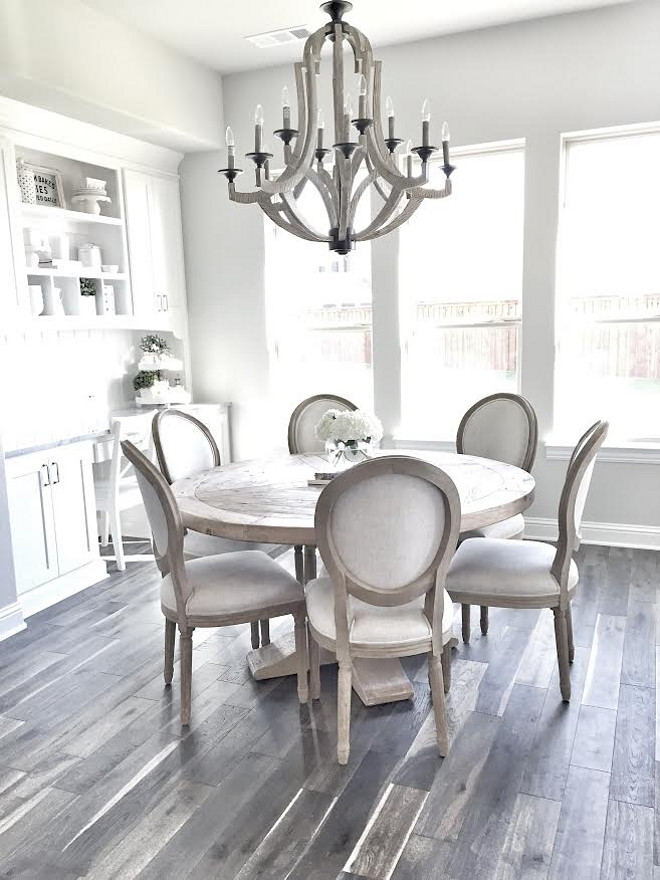 Dining room chandelier. Farmhouse dining room chandelier. Dining room chandelier ideas. Farmhouse dining room chandelier is Jeremiah Winton 12 light chandelier. #Farmhouse #chandelier #diningroom #farmhousediningroom #JeremiahWintonchandelier