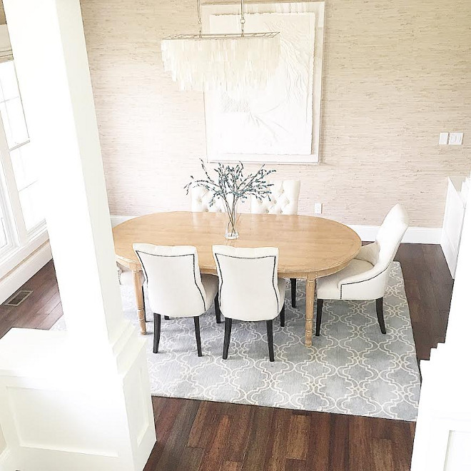 Dining room. Dining room. Dining room #Diningroom Beautiful Homes of Instagram carolineondesign