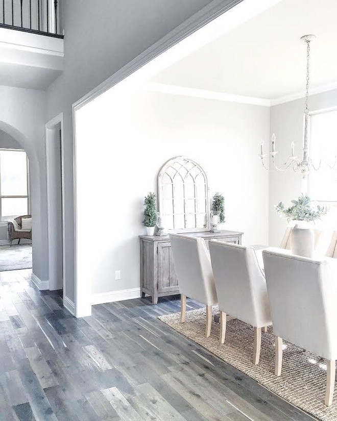 Flooring. Hardwood Flooring. Farmhouse Hardwood Flooring. Wood flooring: Kentwood Floors engineered oak wood floors. Style is called Oak Iron Springs and the color is Wild Thing #Flooring #HardwoodFlooring #FarmhouseHardwood #FarmhouseFlooring mytexashouse