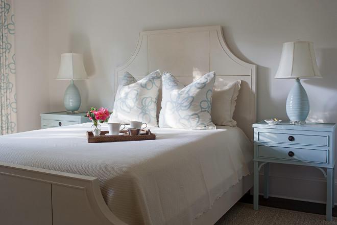 Ivory white and blue bedroom. Elegant Ivory white and blue bedroom. Ivory white and blue bedroom. Ivory white and blue bedroom. #IvorywhiteBedroom #blue #bedroom.