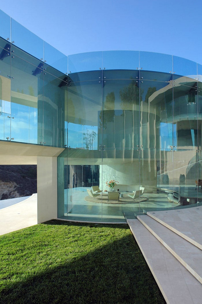 Modern architecture. Modern homes for sale. Via Don Burns.