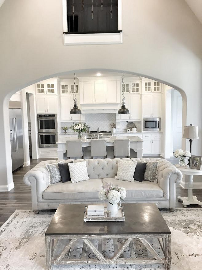 Beautiful homes of instagram home bunch interior design ideas - Beautiful house interior living room ...