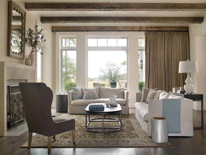 Sherwin Williams Alabaster White. The paint color is Sherwin Williams Alabaster White. Sherwin Williams Alabaster White #SherwinWilliamsAlabasterWhite Beth Webb Interiors