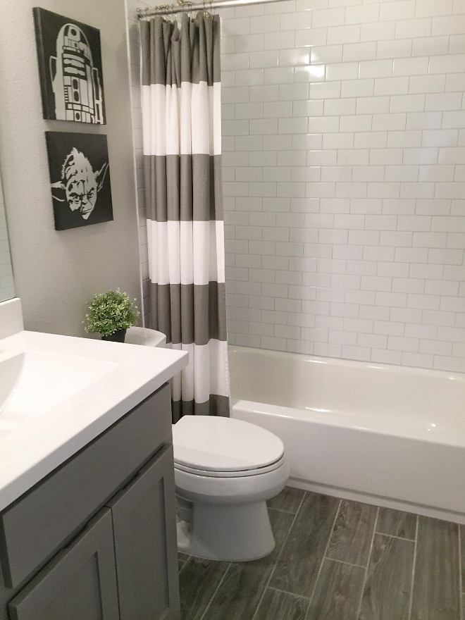 Beautiful homes of instagram home bunch interior design What color to paint bathroom with gray tile