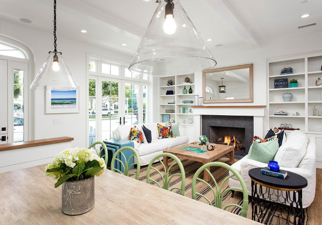 California shingle beach house home bunch interior for Flooring ideas for beach house