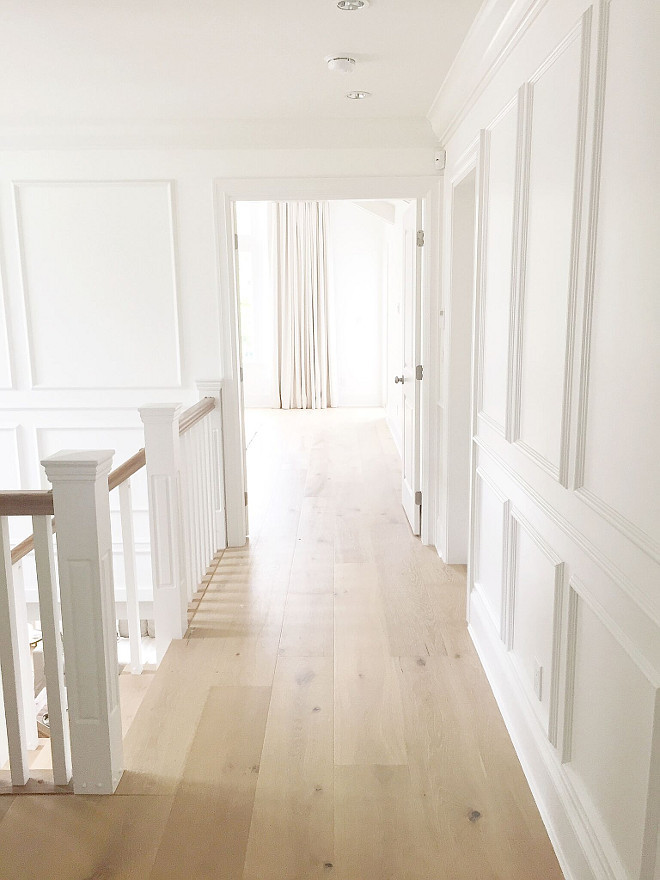 Staircase Hallway Millwork. Staircase Upstairs Hallway Millwork, paneled walls, waiscotting, walls #Staircase #Hallway #Millwork #Staircasemillwork #UpstairsHallwayMillwork #paneledwalls #waiscotting #walls jshomedesign