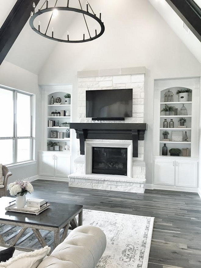 white stone fireplace living room white stone fireplace living room