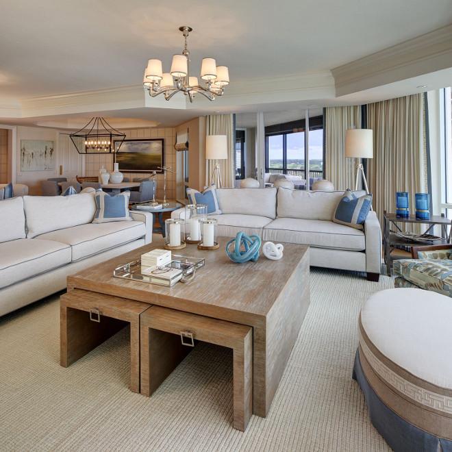 Elegant Florida Condo With Coastal Interiors