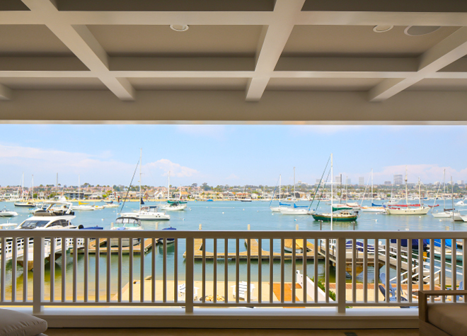 Balboa island beach house. This home features unparalleled views of Newport Harbor, Fashion Island, Balboa Island, Newport Coast. Dreamy! Winkle Custom Homes. Melissa Morgan Design. Ryan Garvin Photography