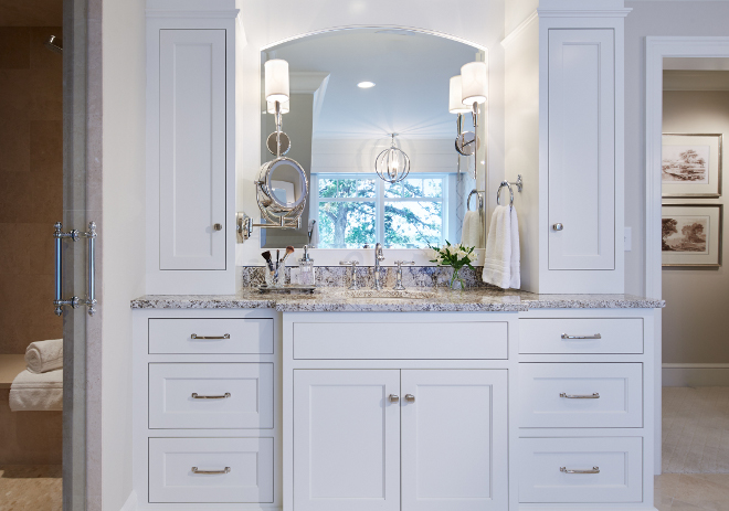 bathroom-cabinet-benjamin-moore-white-dove bathroom-cabinet-benjamin-moore-white-dove bathroom-cabinet-benjamin-moore-white-dove Vivid Interior Design. Hendel Homes