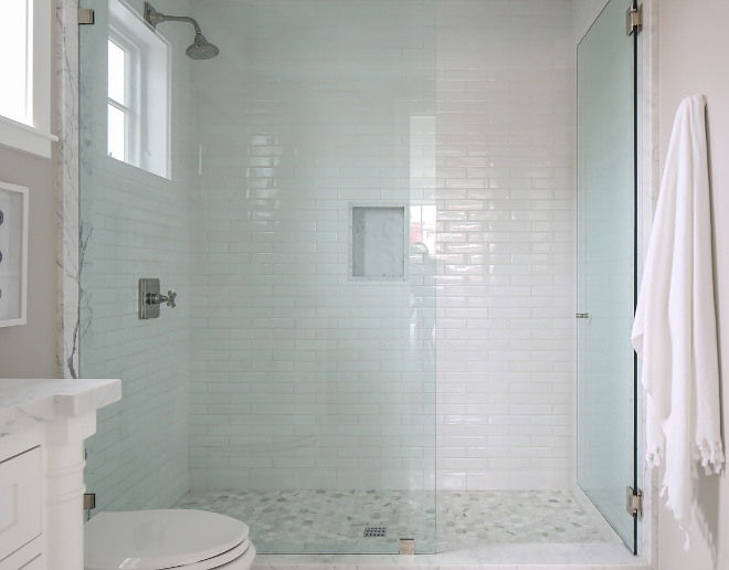 The shower octagon floor tile is marble mosaic in octagon pattern. The shower octagon floor tile is marble mosaic in octagon pattern. The shower octagon floor tile is marble mosaic in octagon pattern. The shower octagon floor tile is marble mosaic in octagon pattern. #shower #octagon #floortile #marblemosaic #octagonpattern Winkle Custom Homes. Melissa Morgan Design. Ryan Garvin Photography