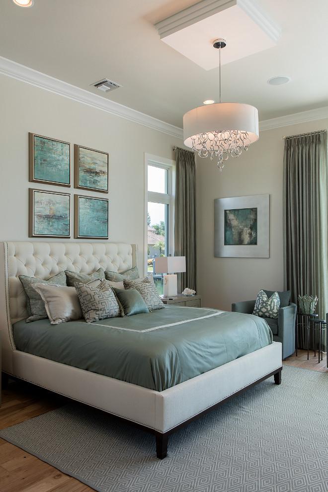 Benjamin Moore Clic Gray Bedroom Paint