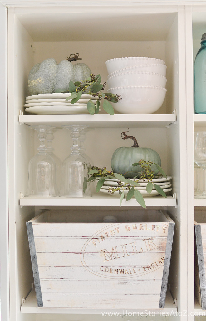 cabinet-fall-decor-homestoriesatoz
