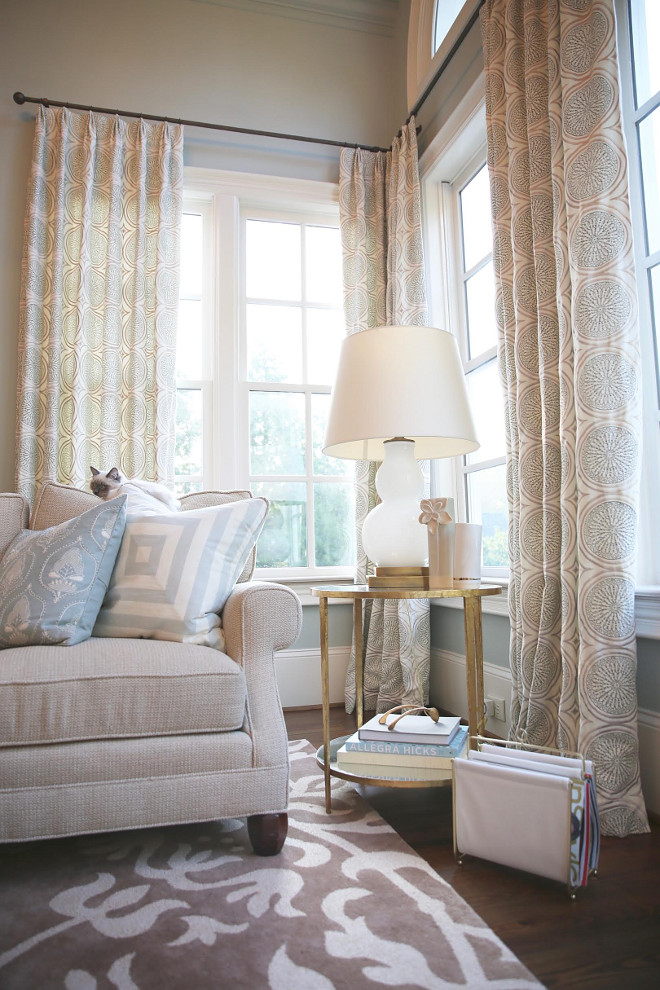 Drapery is Travers. drapery-fabric-drapery-fabrics-new-ideas-for-drapery-fabric-drapery-fabric-ideas-draperyfabric-draperyfabricideas-drapery-draperyfabricfabric Home Bunch Beautiful Homes of Instagram bluegraygal