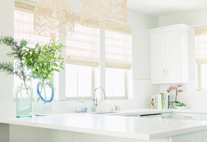 """Kitchen wall paint color is Walls are Dunn Edwards Cold Morning Satin. dunn-edwards-cold-morning-de6365-dunn-edwards-cold-morning-de6365-dunn-edwards-cold-morning-de6365-dunn-edwards-cold-morning-de6365-dunnedwardscoldmorning-de6365 Wall paint color is """"Dunn Edwards DE6365 Cold Morning"""" in satin finish. Pure Salt Interiors"""