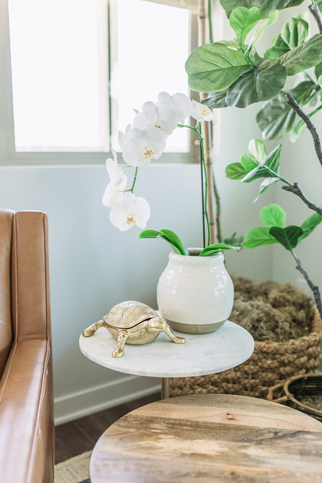 Entertainment stand and end tables are West Elm. end-table-decor-end-table-decor-end-table-decor-ideas-endtabledecor