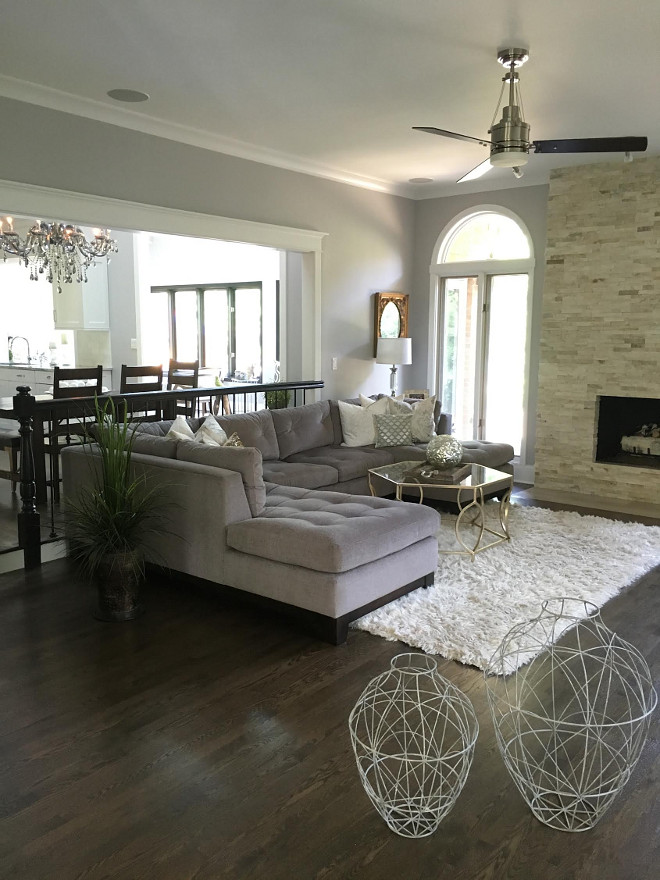 Family room Beautiful Homes of Instagram Sumhouse_Sumwear