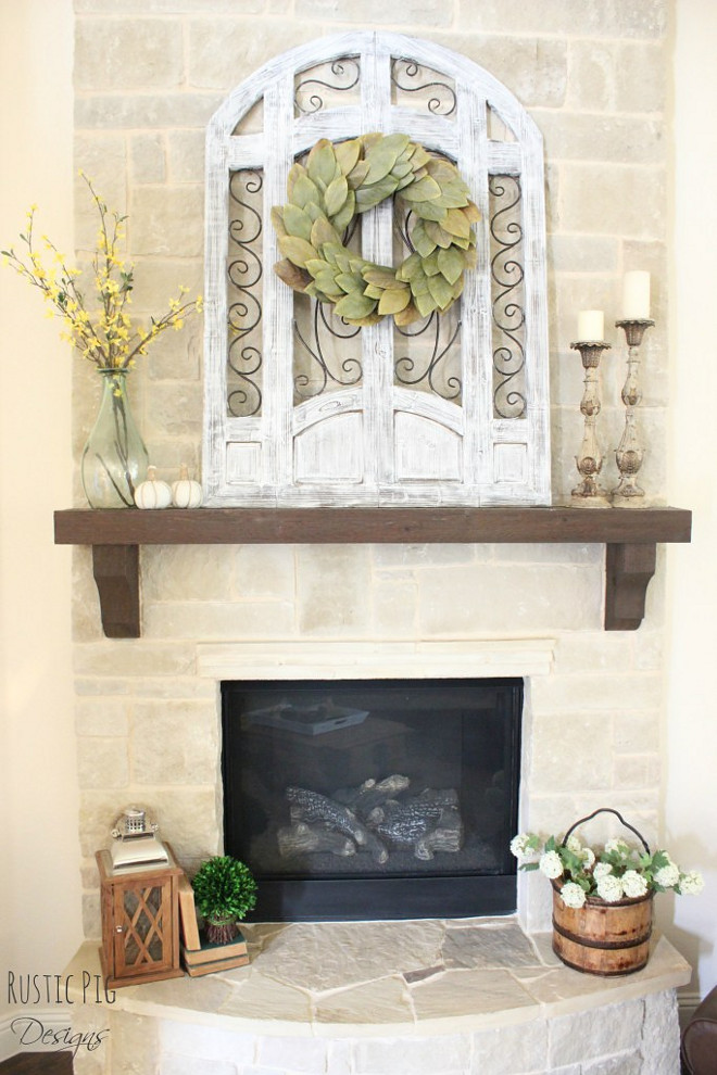 farmhouse-mantel-fall-decor-rustic-pig-designs