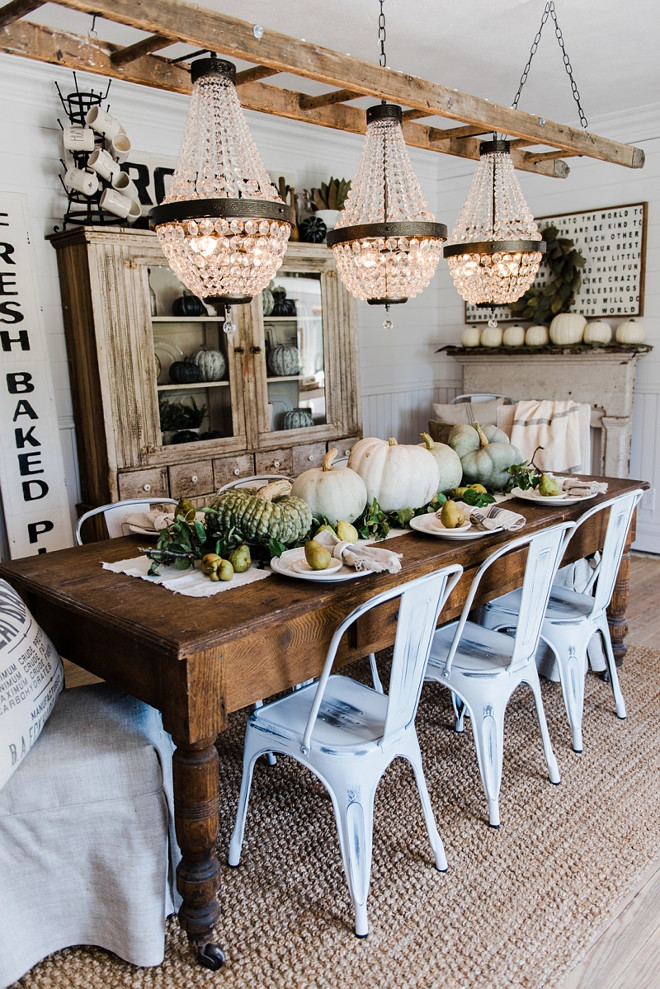 2016 Farmhouse Fall Decorating Ideas - Home Bunch Interior ...