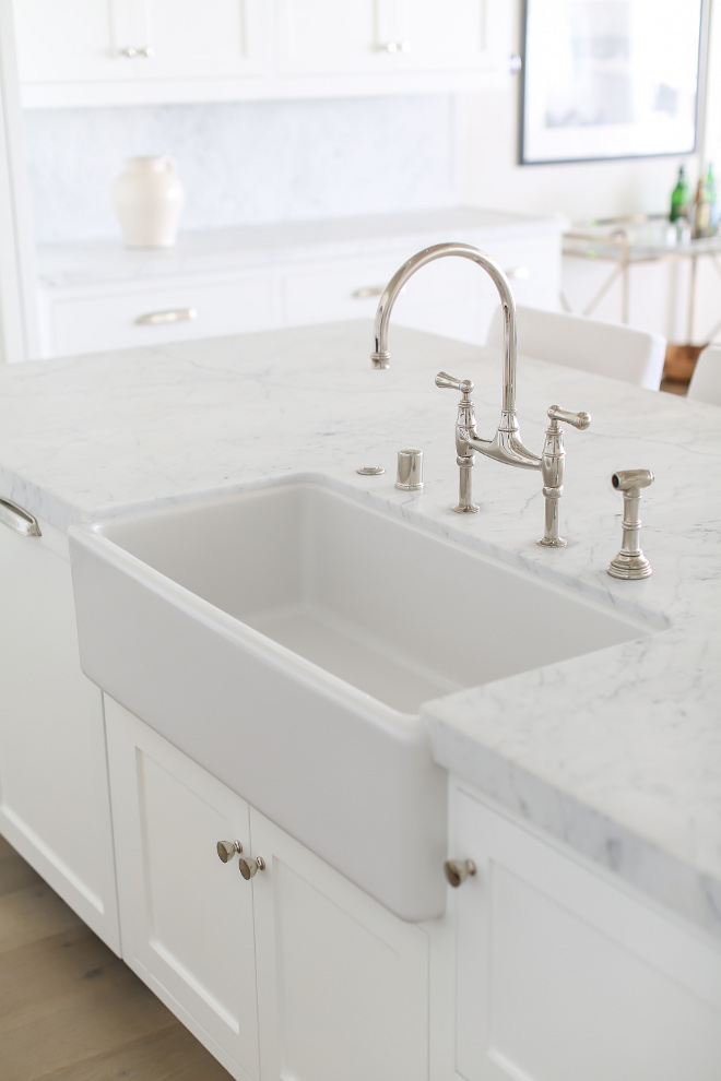 Statuarietto Marble. Statuarietto Marble. New marble . Countertop is Statuarietto Marble with a honed finish. Statuarietto Marble. #StatuariettoMarble #StatuariettoMarble #Countertop #honed #honedfinish Winkle Custom Homes. Melissa Morgan Design. Ryan Garvin Photography