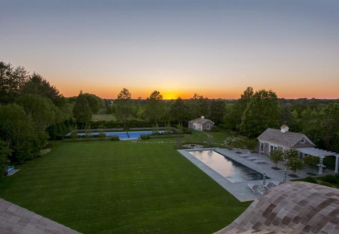Hamptons home backyard. Hamptons home style backyard. Hamptons home backyard ideas. Hamptons home backyard #Hamptonshome #backyard