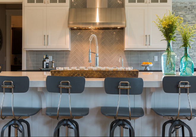 Modern Farmhouse Kitchen. Modern Farmhouse Kitchen. kitchen #ModernFarmhouseKitchen Restyle Design, LLC.