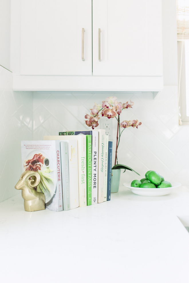 Cabinet Hardware: Brushed Nickel Handle Cabinet Pull. kitchen-cookbook-display-kitchen-cookbook-display-ideas-kitchen-cookbook-display-kitchen-cookbook-cookbookdisplay