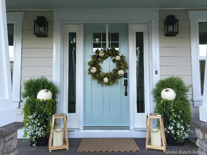 neutral-fall-front-door-decor-ideas