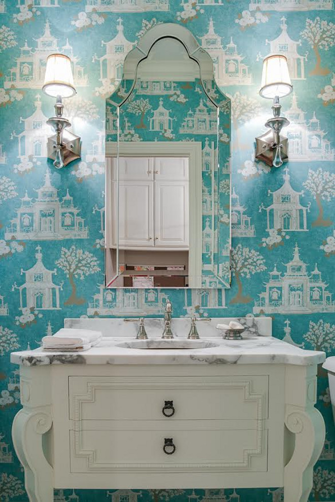 creative wallpaper ideas interior design