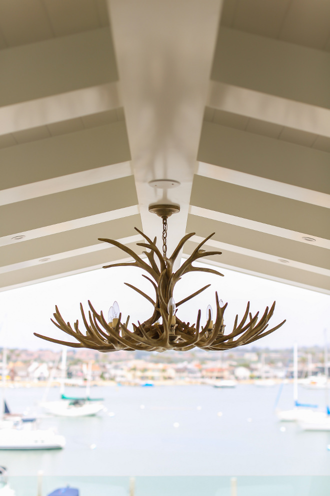 Rustic Lighting. Rustic Lighting. Rustic Lighting is Antlers chandelier by Pottery Barn. # RusticLighting #Antlers #chandelier #PotteryBarn Winkle Custom Homes. Melissa Morgan Design. Ryan Garvin Photography