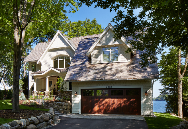 Shingle lake house exterior. Architecture ideas for Shingle lake house exterior. Shingle lake house exteriors. #Shinglelakehouse #exterior #Shinglelakehouseexterior #architecture shingle-lake-home Vivid Interior Design. Hendel Homes