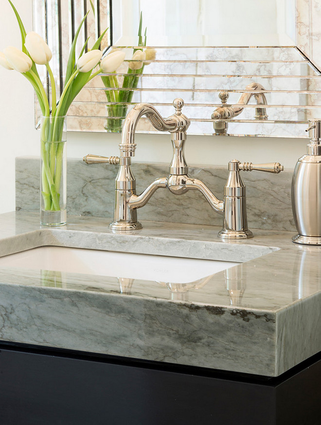 Extra Thick Countertop. Extra Thick Countertop. Extra Thick Countertop #ExtraThick #Countertop thick-countertop-extra-thick-countertop Hendel Homes.  Vivid Interior Design - Danielle Loven.