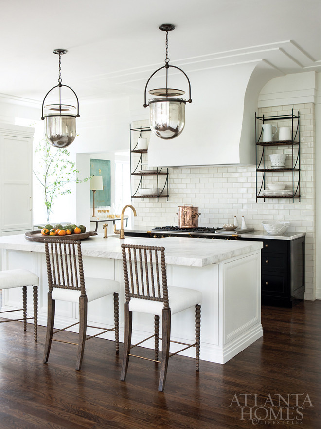 Urban Lighting Pendant. Kitchen Pendants. Urban Lighting Pendant. Kitchen Pendant Ideas #UrbanLighting #Pendant #Kitchen #Pendants #Lighting Nancy Duffey, Scout for the Home Via Atlanta Homes