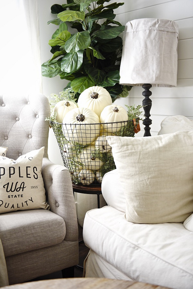 white-pumpkins-in-a-rustic-metal-basket-liz-marie-blog