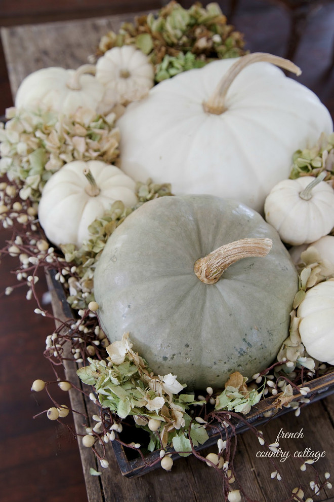 white-and-gray-pumpkin-centerpiece-french-country-cottage