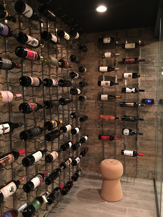 Wine cellar Beautiful Homes of Instagram Sumhouse_Sumwear