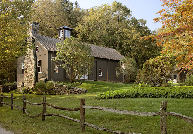 Barn. Gray Barn. Barn. Gray Barn. Barn. Gray Barn #Barn #GrayBarn barn-gray-barn Haver & Skolnick LLC Architects