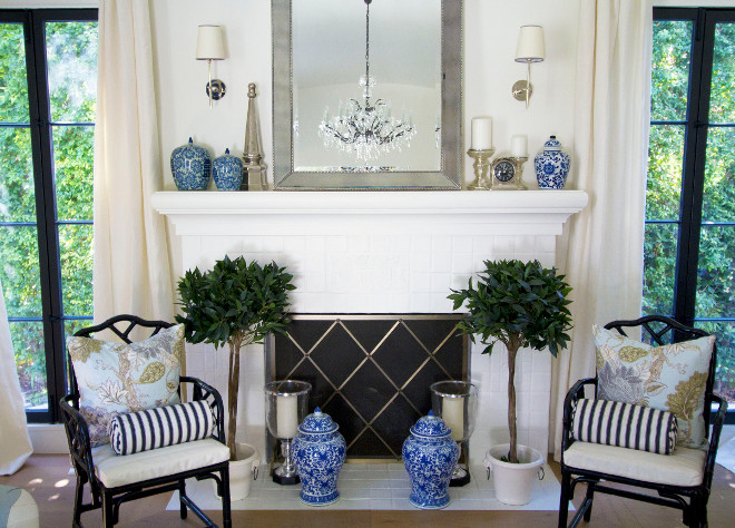 Restored home fireplace. Restored home fireplace ideas. Neutral fireplace. Restored fireplace. #restoredfireplace #fireplace #restoredhome fireplace Home Bunch Beautiful Homes of Instagram Bryan Shap @realbryansharp
