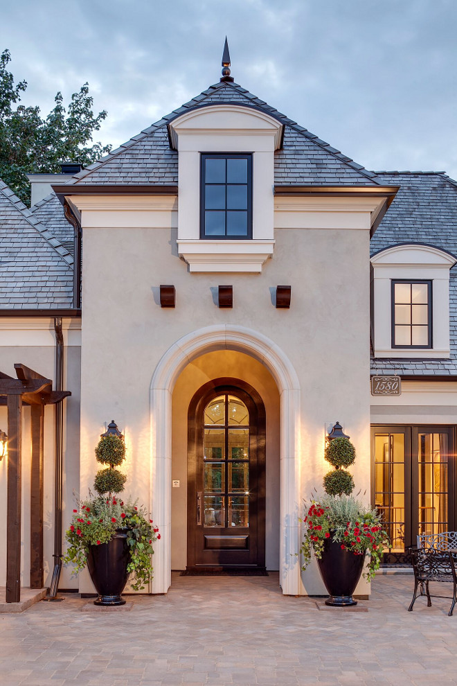 Exterior stucco color is Sherwin Williams Mega Greige SW 7031. Exterior stucco color is Sherwin Williams Mega Greige SW 7031. Exterior stucco color is Sherwin Williams Mega Greige SW 7031. #Exterior #stucco #color #SherwinWilliamsMegaGreigeSW7031 Hendel Homes
