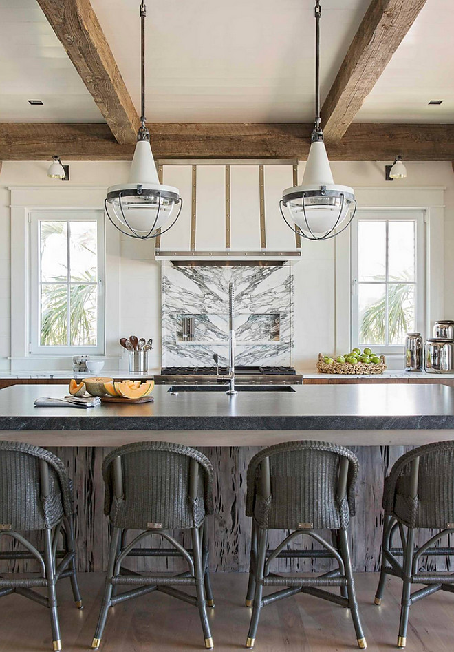 Malplaquet Pendants by Urban Electric. Kitchen lighting. Kitchen pendants #kitchenlighting #lighting #pendants #kitchen Herlong & Associates Architects + Interiors